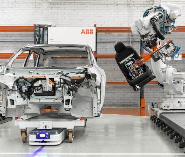 ABB is acquiring ASTI Mobile Robotics Group to drive next generation of flexible automation with Autonomous Mobile Robots