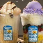 Introducing eight flavors of Magnolia boba ice cream