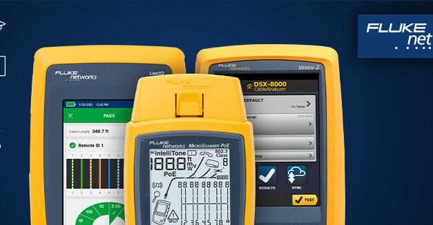 Fluke is calling for companies to upgrade their cable testers to ensure that wired IoT networks comply with current PoE standards