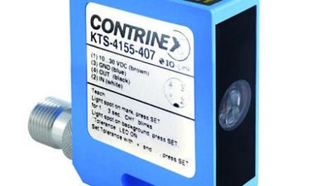 Label detection contrast sensors