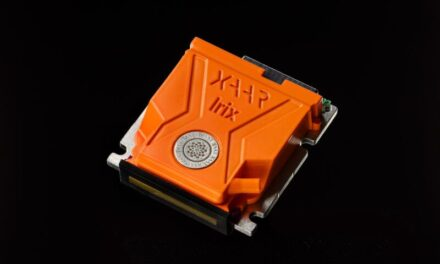 Print with confidence with the new Xaar Irix printhead