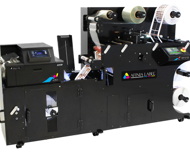 AM labels introduces a fast, innovative and advanced digital label press
