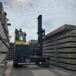 Combilift launches a new model – the XLE