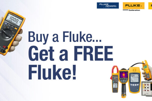 Fluke renews 'Buy a Fluke, get a free Fluke' offer this Autumn